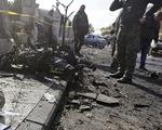 Đánh bom liều chết tại Syria, ít nhất 12 người thiệt mạng