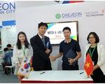 Khai mạc triển lãm Vietnam Expo 2017 - ảnh 1