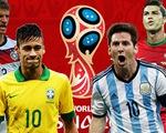 Đội tuyển nào 'chung mâm' hạt giống số 1 tại World Cup 2018 cùng Nga và Brazil?