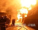 Cháy nhà máy hóa chất tại Trung Quốc, 7 người thiệt mạng