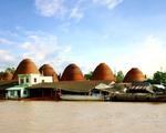 Chiêm ngưỡng vẻ đẹp lò gạch cổ ở Sa Đéc, Đồng Tháp