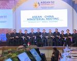 ASEAN kêu gọi không quân sự hóa trên Biển Đông