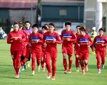 ĐT nữ Việt Nam rèn quân chuẩn bị cho SEA Games 29