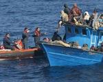 Hải quân Sri Lanka bắt giữ 13 ngư dân Ấn Độ đánh bắt cá