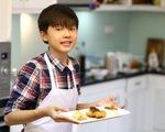 Cậu bé 14 tuổi trở thành siêu đầu bếp với 'thầy giáo' Internet