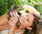 Nuôi thú cưng giúp đẩy lùi stress, giảm nguy cơ bệnh tim