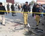 Đánh bom liều chết tại Pakistan, hàng chục người thiệt mạng