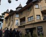 Trường học phép thuật lấy cảm hứng từ truyện Harry Potter