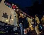 Tai nạn xe bus tại Thái Lan, 23 người bị thương