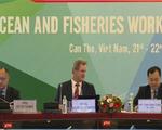 Phát triển bền vững nghề cá trước biến đổi khí hậu