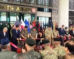 Khánh thành căn cứ mới của quân đội Mỹ tại Hàn Quốc