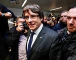 Cựu Thủ hiến Catalonia không xin tị nạn ở Bỉ