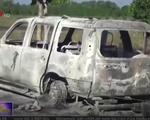 Đã bắt được nghi can đốt xe, giết giám đốc ở Hậu Giang