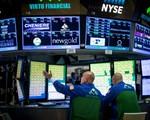 Chứng khoán Mỹ bật tăng nhờ nhóm cổ phiếu ngân hàng