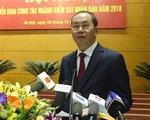 Chủ tịch nước Trần Đại Quang: 'Xét xử nghiêm minh các vụ án tham nhũng, kinh tế lớn'