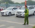 CSGT toàn quốc ra quân bảo đảm trật tự an toàn giao thông dịp Tết - ảnh 1