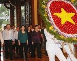 Chủ tịch QH Nguyễn Thị Kim Ngân tri ân người có công tại huyện Củ Chi, TP Hồ Chí Minh