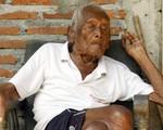 Cụ ông già nhất thế giới qua đời ở tuổi 147