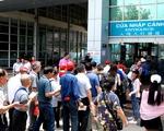 Dừng thu phí xuất nhập cảnh qua cửa khẩu quốc tế Móng Cái