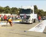 Cuộc thi kéo xe tải dành cho người mạnh nhất thế giới