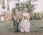 Chiêm ngưỡng những tấm ảnh đám cưới ở độ cao hơn 120m - ảnh 1