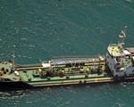 Cướp biển Somalia đấu súng với hải quân EU