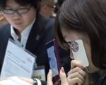 Kiểm tra da bằng điện thoại di động ở Nhật Bản
