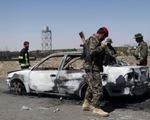 Đánh bom vào đồn cảnh sát ở Kabul, Afghanistan