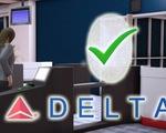 Thử nghiệm máy quét sinh trắc học thay thẻ lên máy bay