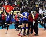 Lịch thi đấu vòng 1 Giải bóng chuyền Vô địch quốc gia 2017