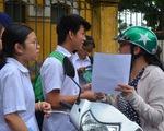 107.000 học sinh Hà Nội thi lớp 10 cạnh tranh hơn 66.000 suất vào công lập