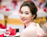 Hoa hậu Đặng Thu Thảo bất ngờ khi bị chê nói tiếng Anh kém