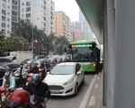 Hà Nội nghiên cứu mở rộng hoạt động của xe bus nhanh BRT