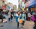 Du lịch Hàn Quốc nỗ lực giảm tùy thuộc vào phân khúc Trung Quốc