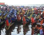 Sôi nổi giải đua ghe ngo năm 2017 tại Trà Vinh và Kiên Giang