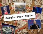 Dow Jones đăng 'tin vịt' Google mua Apple có giá 9 tỷ USD