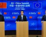 Mỹ rút khỏi thỏa thuận Paris, EU và Trung Quốc hợp tác chống biến đổi khí hậu