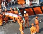 Tìm thấy thi thể hai thuyền viên mất tích trên vùng biển Bà Rịa - Vũng Tàu