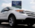 Khoảng 1,3 triệu xe thương hiệu xe Ford Ford Explorer ở Mỹ có thể bị thu hồi