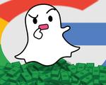 CEO của Snapchat quyết không 'bán mình' cho Google