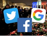 Facebook, Google và Twitter chung tay chống khủng bố