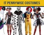 Halloween tại Mỹ: Trang phục Wonder Woman và chú hề Pennywise lên ngôi