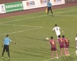 CLB Sài Gòn 0-1 CLB TP. HCM: Đội bóng của Công Vinh có trận thắng đầu tiên