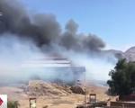 Hỏa hoạn thiêu rụi khu khảo cổ hàng nghìn năm tuổi tại Peru