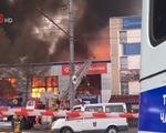Cháy chợ người Việt ở Nga, nhiều tiểu thương lâm cảnh trắng tay