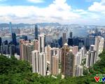 Hong Kong (Trung Quốc) giành vị trí điểm đến du lịch số 1 thế giới năm nay