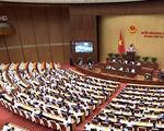 Quốc hội đặt mục tiêu tăng trưởng GDP 2018 từ 6,5 - 6,7