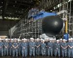 Mỹ hạ thủy tàu ngầm tối tân nhất