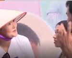 Phu nhân Tổng thống Hàn Quốc tham quan làng bích họa Tam Thanh