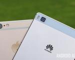Huawei vượt mặt Apple thành ông lớn smartphone thứ 2 thế giới